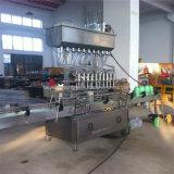 Top-Quality автоматическая жидкостная машина завалки для пестицида/ежедневно химиката