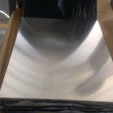 Placa del aluminio 6061 para el material de la industria