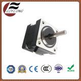 Kleiner Schrittmotor der Schwingung-Geräusch-35mm für CNC-nähendes Gewebe