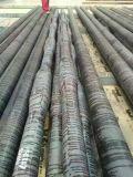 Eje de propulsor del acero de forja para el canotaje