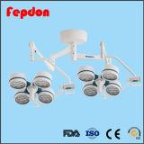 Medizinische chirurgische Shadowless Lampe mit Cer (YD02-LED4+4)