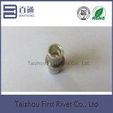 rebite de alumínio tubular Shaped especial de 8X20mm