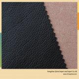 物質的なソファーPUの革を作る卸し売りファブリック試供品のソファー