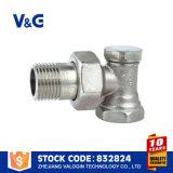 Válvula de bronze do radiador de Thermosatic da alta qualidade (VG-K13061)