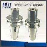 Держатель инструмента Mta MTB серии пользы Bt40 машины CNC