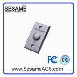 Acier inoxydable aucun bouton de porte de COM d'OR (SB4H)