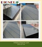 La pellicola di Linyi 18mm ha affrontato il compensato marino del compensato per materiale da costruzione