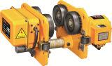 Élévateur à chaînes électrique lourd de 50 tonnes avec le contrôle pendant