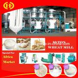 Máquina de trituração Turn-Key do trigo do preço do moinho do trigo do serviço da instalação do côordenador do projeto para a venda