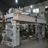 Máquina de controle PLC alta velocidade seco Laminação para Plastic Film (GF-K)