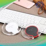 Récepteur sans fil de garniture sans fil de chargeur pour l'iPhone de Samsung