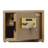 Cadre sûr à la maison de garantie avec de l'or Seriers Fdx a/D 32y de Digitals Blocage-Champagne