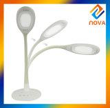 Lámpara de vector moderna del tacto LED del alto brillo para la luz de la lectura
