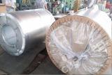 Bobina de acero del Galvalume de Zincalume/hoja sumergida caliente del hierro del cinc del Al