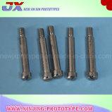 L'usinage de haute précision en aluminium des pièces de moulage mécanique sous pression pour les pièces de rechange de machines