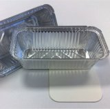 Lichtgewicht en haal de Container van de Aluminiumfolie van het Gebruik van het Voedsel weg