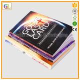 Stampa del libro di coperchio molle di colore completo nel prezzo poco costoso