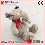 Elefante de los animales rellenos En71 para el bebé