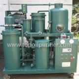 Óleo de óleo preto Óleo de lubrificação Máquina de filtração de óleo hidráulico (TYA)