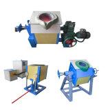 Machine de fonte de chauffage par induction pour la fonte en bronze et en laiton