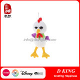 Plush Stuffed Keychain Jouets en poulet pour enfants