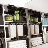 Governo dello specchio della stanza da bagno della mobilia dell'acciaio inossidabile di prezzo modico (7012)