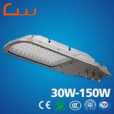 GV de RoHS TUV do Ce do CCC luz do diodo emissor de luz da rua de 80 watts