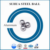 sfera di metallo rotonda della sfera di alluminio solida di 25mm Al5050