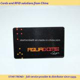 Карточка PVC Кодего 39 с уникально Barcode для промотирования