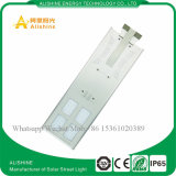 60W LED Integrated Solar Street Light com LiFePO4 bateria de lítio