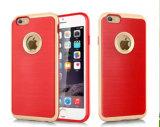 iPhone аргументы за сотового телефона PC TPU комбинированное гибридное 7 6 добавочный Samsung S8 S8 плюс A7 J7