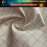 Tela teñida hilado de nylon de la tela escocesa, tela teñida hilado de Shirting de los hombres (LY-YD1018)