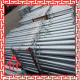足場構築の頑丈な鋼鉄支注の支柱