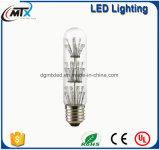 MTX 고품질 포도 수확 T10 불꽃 놀이 관 LED Edison 전구 - 펀던트 빛을%s 별 LED 전구 백열 전구
