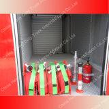 Caminhão da luta contra o incêndio do tanque de água do preço do competidor 3000-5000L