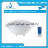 SMD3014/2835 scaldano la piscina subacquea LED dell'indicatore luminoso di illuminazione di White/RGB LED