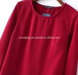 Black&Redの女性の`Sの綿の服
