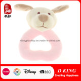 Hot Sale Baby Toys Custom Peluche Animal Hand Bell