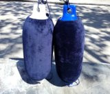 Weiße (blaue) aufblasbare Belüftung-Boots-Schutzvorrichtung 40*15*2cm