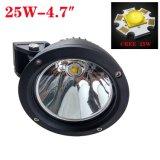 7 lampada del lavoro di pollice 45W LED con il fascio dell'inondazione in 6000k per la jeep, barca, SUV (HA-R45W)