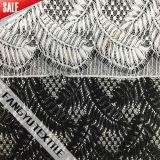 女性衣服のためのナイロン綿のレースファブリック