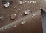 420d Waterproof a tela poli do revestimento do plutônio de Oxford para o saco