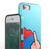 Caso de TPU para o iPhone