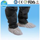 Cubierta no tejida del zapato con la cubierta antideslizante, disponible del zapato