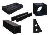 Superpräzisions-Granit-Tri Quadrat