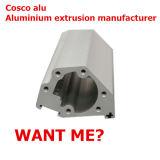 Perfil de alumínio/de alumínio personalizado com ISO9001: 2008 Ts16949: Cetfified 2008