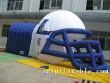 منطاد نوع قابل للنفخ كرة قدم نفس قابل للنفخ خوذة نفس