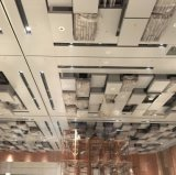 Het artistieke Plafond van het Aluminium van het Ontwerp Metaal Aangepaste voor Hotel