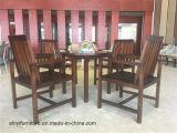 خشبيّة خارجيّة [تبل] كرسي تثبيت لأنّ شراب شاي أو قهوة