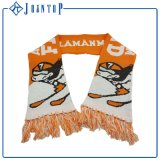 Vente en gros Cartoon Warm Character Jacquard Knittted Scarf
